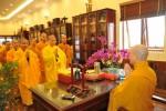 Hà Nội: Chư Tăng chùa Bằng và chùa Lý Triều Quốc Sư khánh tuế HT Thích Bảo Nghiêm