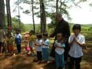 Trung thu cho trẻ em dân tộc tại ngôi chùa cao nguyên