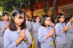 Ngày thứ năm khóa tu 'Học Theo Hạnh Phật'