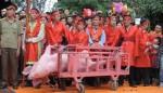 Đề nghị chấm dứt Lễ hội chém lợn tại Bắc Ninh