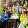 Chủ tịch Quốc hội chúc mừng Đại lão Hòa thượng Thích Phổ Tuệ nhân dịp Phật đản