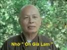 Nhớ 'Ôn Già Lam'