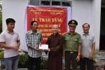 Đội TNV máu sống GĐPT Đà Nẵng hỗ trợ sửa chữa và xây dựng nhà tình nghĩa
