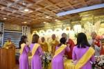 Hàn Quốc: Đại lễ Vu lan báo hiếu tại chùa Dược Sư