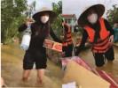 Ca sĩ Thủy Tiên bất ngờ vì nhận được hơn 22 tỷ kêu gọi cho bà con vùng lũ