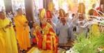 Đại lễ Vu lan báo hiếu, cầu siêu bạt độ, cúng dường trai tăng tại chùa Trúc Lâm Thanh Lương