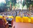 Hà Nội: Ngày thứ 2 khóa tu báo hiếu: Quy y Tam Bảo sống đời tỉnh thức