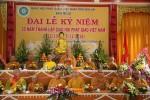 Phật giáo Gia Lai tổ chức lễ kỷ niệm 35 năm thành lập GHPGVN