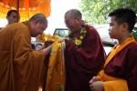 Nhà sư Hungkar Dorje Rinpoche thăm và hoằng pháp tại Việt Nam