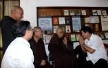 Huế: Phó Trưởng ban Tôn giáo Chính phủ Bùi Thanh Hà thăm Thiền sư Thích Nhất Hạnh