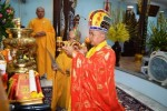 Khánh Hòa: Tổ đình Nghĩa Phương khai đàn pháp hội Dược Sư thất châu