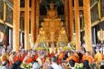 Hà Nội: Lần đầu tiên tổ chức Đại lễ dâng Y Kathina
