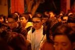 300 thanh niên tham dự khóa tu 'sống tử tế' mừng năm mới dưới 10 độ C