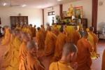 Phật giáo Hà Tĩnh tác pháp an cư PL 2563 - DL 2019
