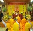 Lễ tạ pháp PL2563 – DL2019 tại trường hạ Bồ Đề