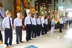 GĐPT Đà Nẵng tổ chức lễ húy nhật Bác Tâm Minh và hiệp kỵ Huynh trưởng - đoàn sinh quá cố