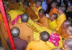 Tang lễ của người đệ tử Phật