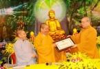 Bước phát triển của Phật giáo Nghệ An sau 5 năm