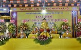 Hà Tĩnh: Đại hội đại biểu Phật giáo huyện Thạch Hà nhiệm kỳ 2021 -2026