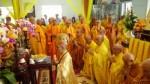 Hình ảnh lễ nhập kim quan và phát tang Cố đại lão Hòa thượng Thích Quảng Độ