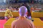 Hòa thượng Thích Bảo Nghiêm thuyết giảng tại Tổ đình Cần Linh