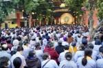 Trước giờ Đại lễ kỷ niệm Đức Phật Thích Ca thành đạo, năm Canh Tý