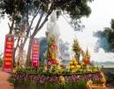 Nghệ An: Lễ an vị tôn tượng Bồ Tát Quán Thế Âm