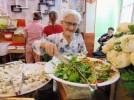 Quán buffet chay tùy tâm giữa lòng Sài Gòn