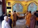 HT.Thích Minh Thông cùng HT.Thích Lệ Trang thăm chùa Viên Giác tại Bồ Đề Đạo Tràng
