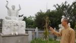 Hà Nội: 16 pho tượng La Hán ở ngôi chùa cổ bị đập phá trong đêm