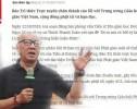 Báo Zing đăng tin cáo lỗi về bài phỏng vấn ông Dương Ngọc Dũng