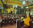 Hòa thượng Thích Bảo Nghiêm thuyết giảng tại chùa Tương Mai