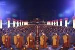 Lung linh hoa đăng vía Đức Phật A Di Đà 2020