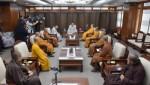 Hàn Quốc: Phái đoàn GHPGVN thăm và làm việc với chủ tịch tông Tào Khê