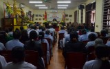 Hà Tĩnh: Hội nghị tổng kết Phật sự năm 2018