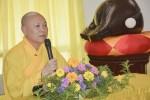 Hoa Kỳ: TT Thích Chân Tính giảng pháp tại chùa Phổ Minh bang Indiana