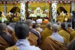 Hà Nội: Lễ nhập kim quan Cố Ni trưởng Thích Đàm Nhâm