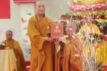Hà Tĩnh: Lễ bổ nhiệm trụ trì, công bố quy hoạch chùa Khang Quý