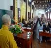 HT Thích Bảo Nghiêm thuyết giảng tại Tổ đình Hồng Phúc – Hòe Nhai