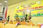 Khai mạc Hội nghị họp mặt Tăng Ni tốt nghiệp các khóa đào tạo Giảng sư, tọa đàm 'Sứ mệnh Hoằng pháp thời đại mới'