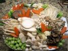 Cách nấu lẩu nấm thái chay