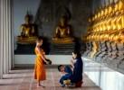 Sau khi quy y Tam bảo có bị bắt buộc phải đến chùa thường xuyên không ?