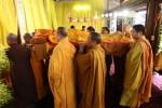Nam Định: Lễ nhập kim quan trưởng lão HT. Thích Minh Tâm