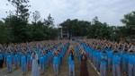 Hà Nội: Khóa tu mùa hè 'Trở về chốn bình yên' năm 2018