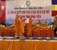 Công cử Ban Trị sự lâm thời Giáo hội Phật giáo Việt Nam tỉnh Phú Yên