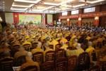 TPHCM: Đại hội Đại biểu Phật giáo lần IX - nhiệm kỳ 2017 – 2022