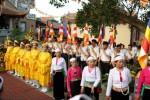 Chuỗi hoạt động kính mừng Phật đản sinh tại chùa Hòa Phúc