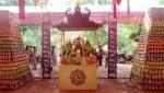 Công tác chuẩn bị  Đại lễ Vu lan báo hiếu - Trai đàn chẩn tế tại chùa Trúc Lâm Thanh Lương