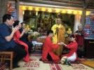 Ninh Bình: Lễ hằng thuận ấm áp tại chùa Bích Thượng