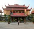 Chùa Việt Nam Quốc Tự, Phổ Quang được đề nghị sử dụng làm bệnh viện dã chiến